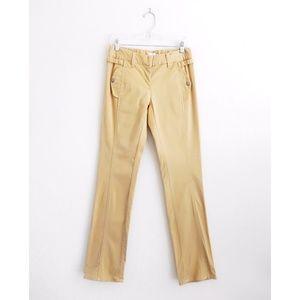 Vintage Calvin Klein Jeans Tan Stretch Pants sz 2